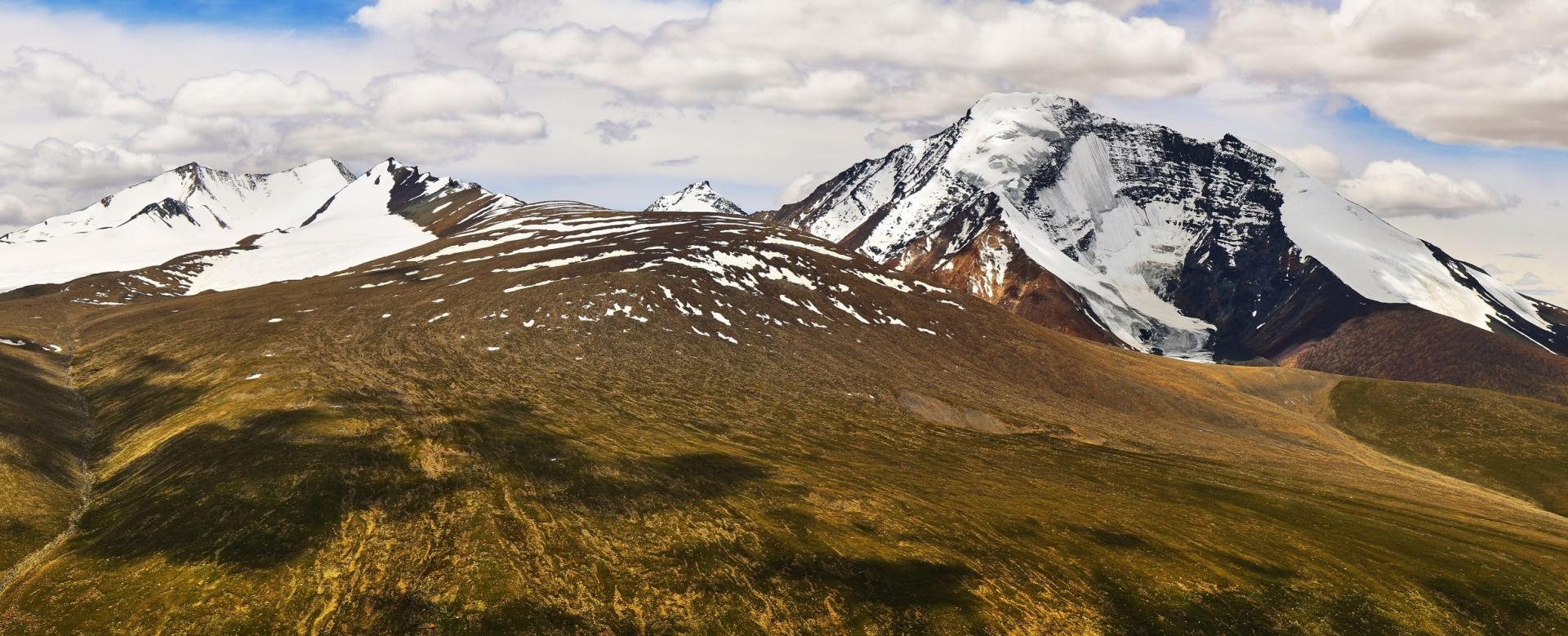 Voyage à pied : Inde : Ascension du kang yatse (6195 m)