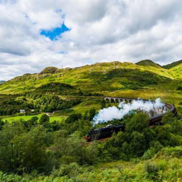 West Highland Way et île de Skye
