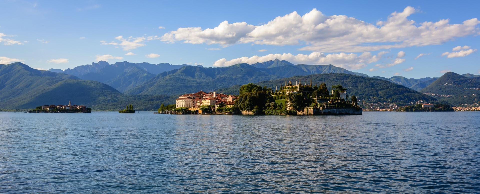 Voyage à pied Italie : Les grands lacs italiens