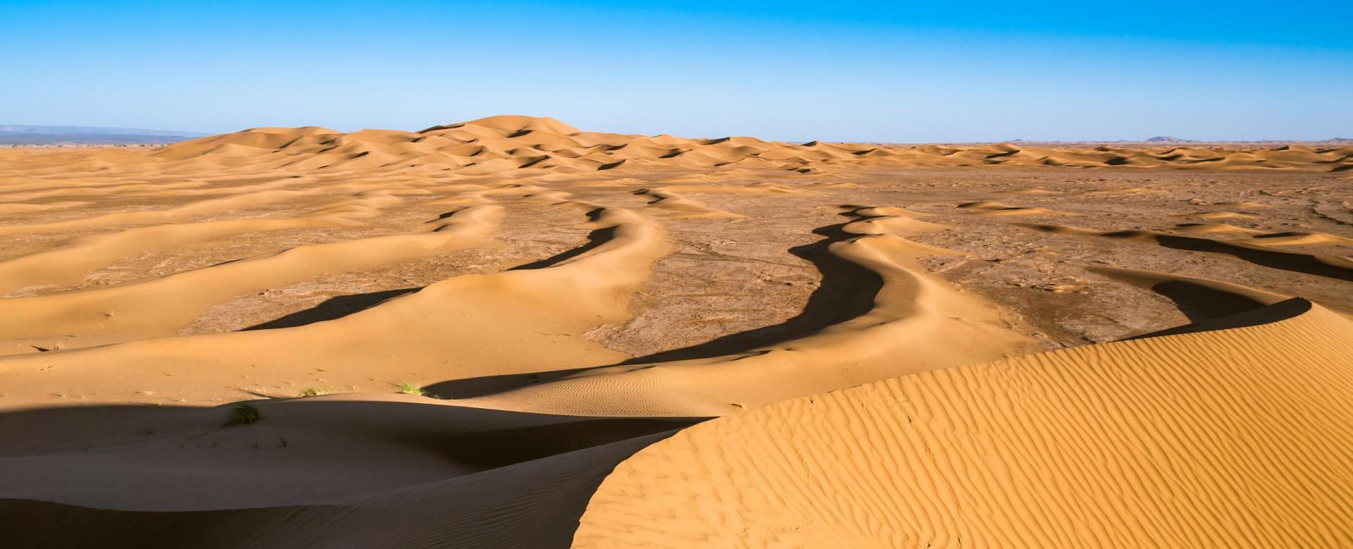 Voyage à pied : Sarhro et dunes