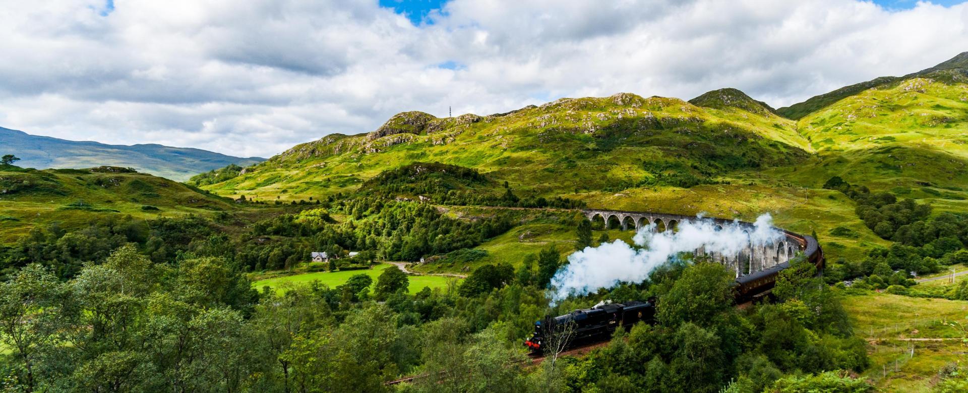 Voyage à pied : West highland way et île de skye