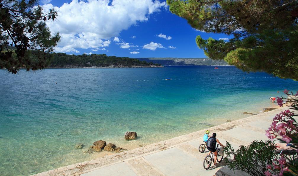 Image Les charmes de la côte adriatique à vélo