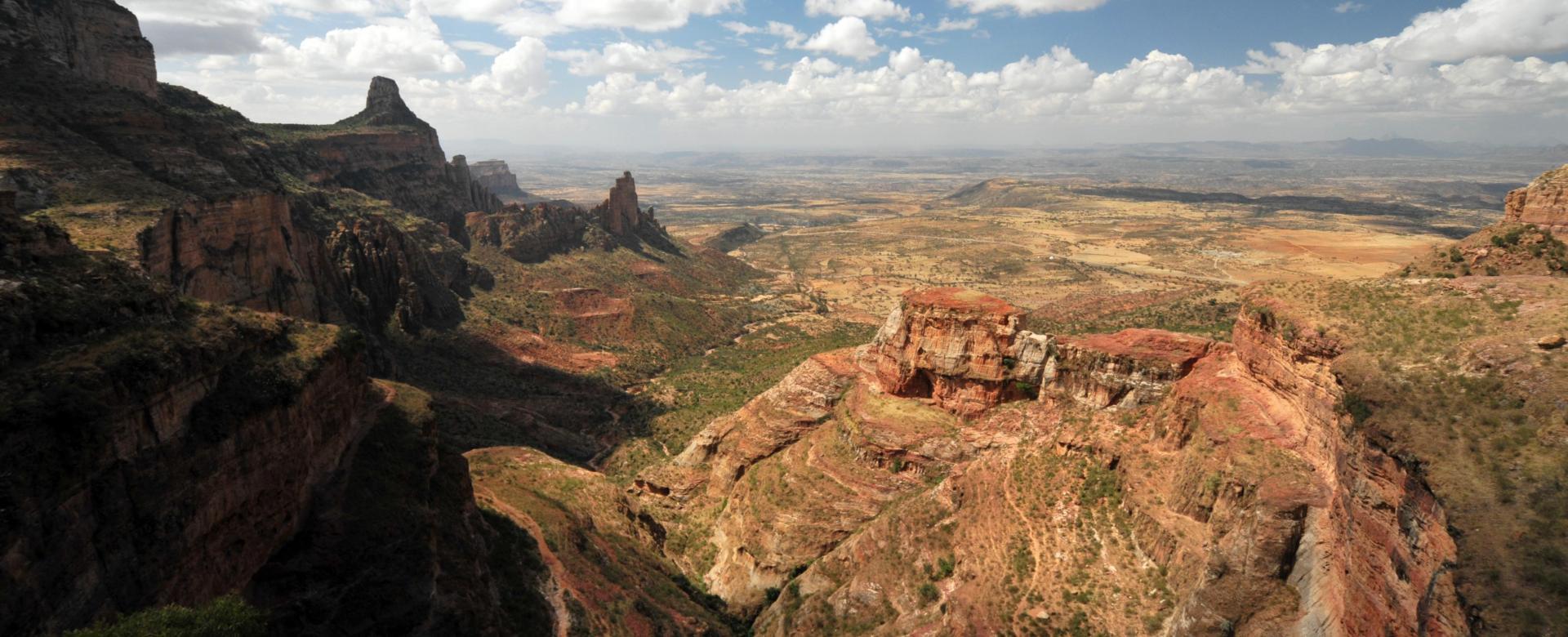 Voyage à pied Ethiopie : Lalibela, volcans afars et traversée du tigré