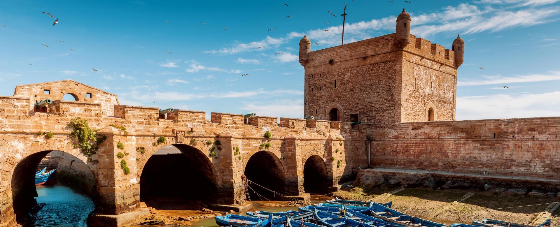 Voyage à pied : Maroc : Retour aux sources à essaouira