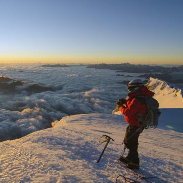 Grand-Paradis - Mont-Blanc