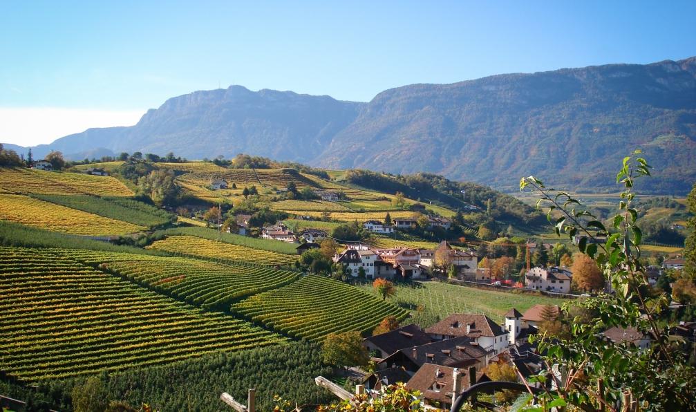 Image Bolzano-venise à vélo et rives du lac de garde