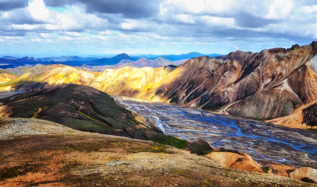Image La piste des volcans