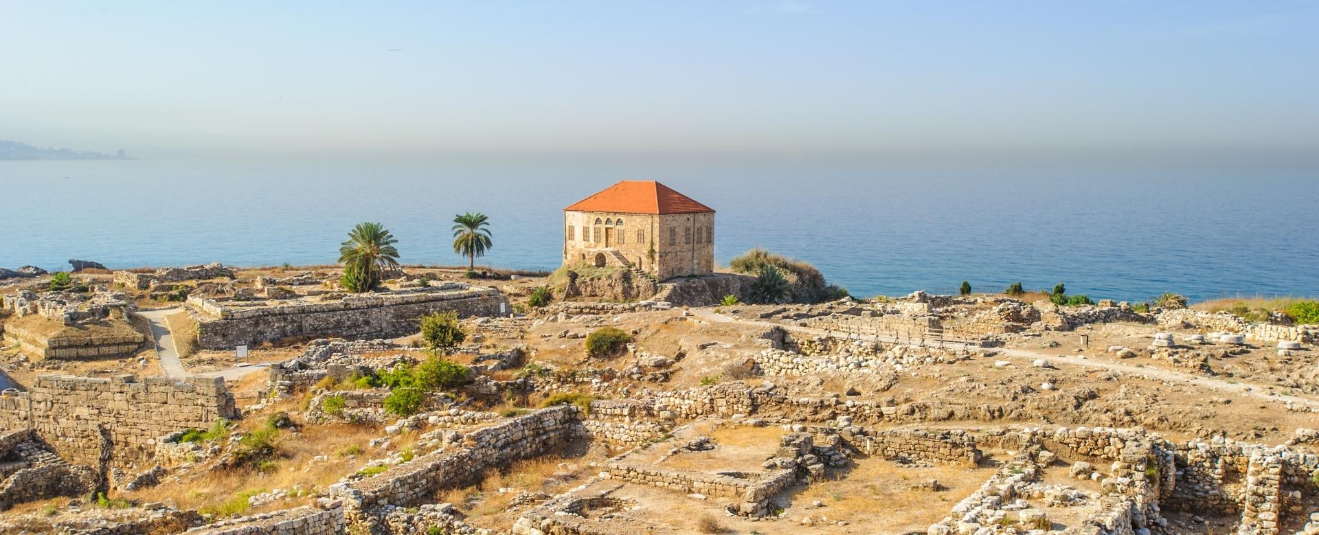 Voyage à pied : Liban : la perle du levant