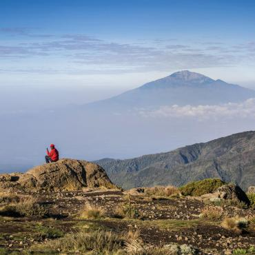 Du mont Meru au Kilimandjaro