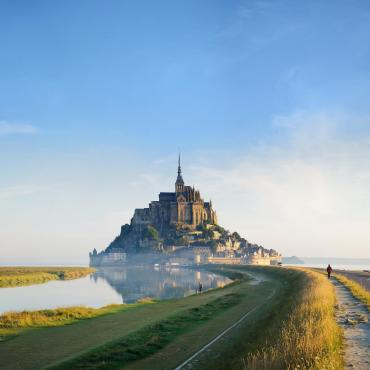 Havres normands et Mont-Saint-Michel
