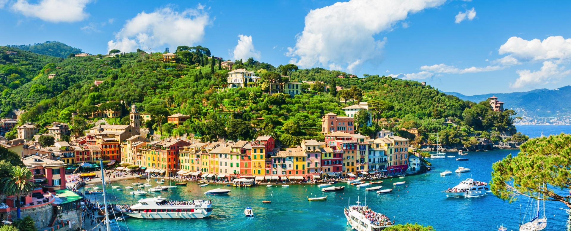 Voyage à pied : Trail des cinque terre et portofino