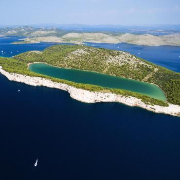 Parcs et îles de Dalmatie