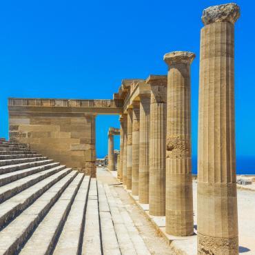 Rhodes et l'intégrale de Karpathos