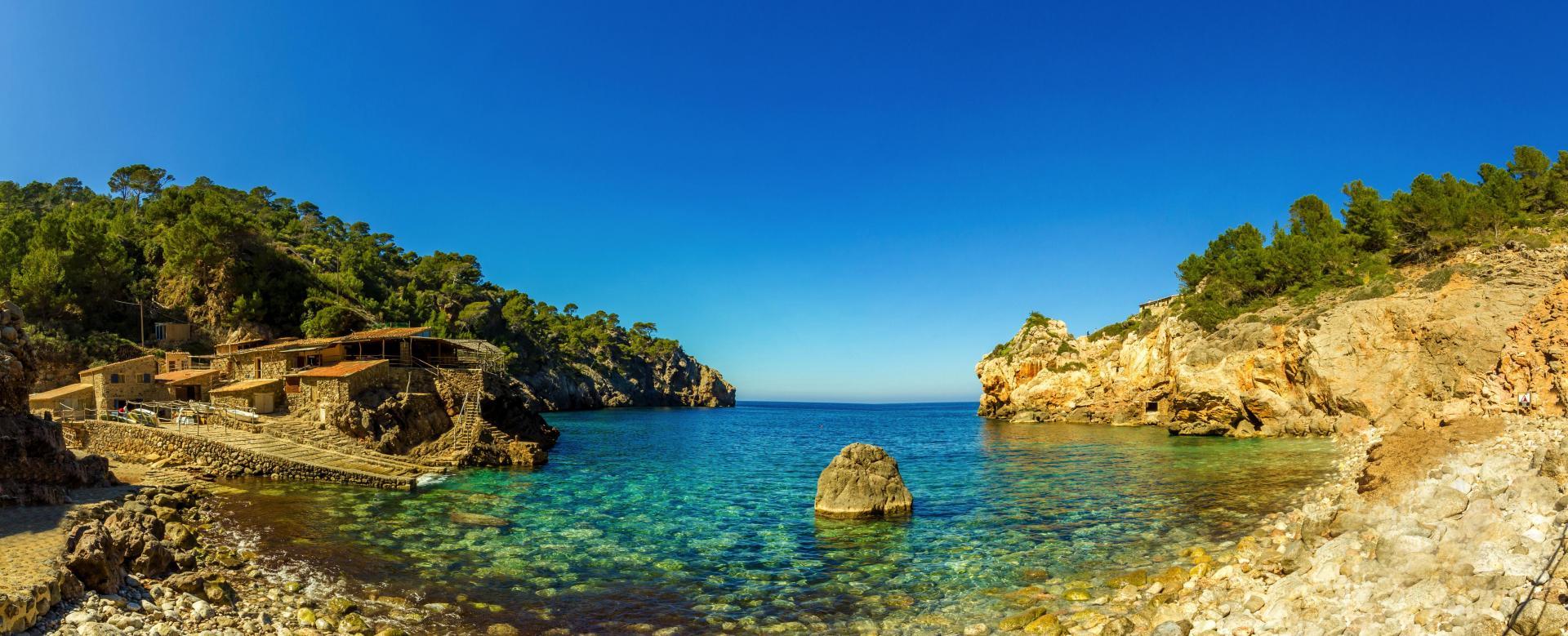 Voyage à pied Espagne : Lumineuse majorque