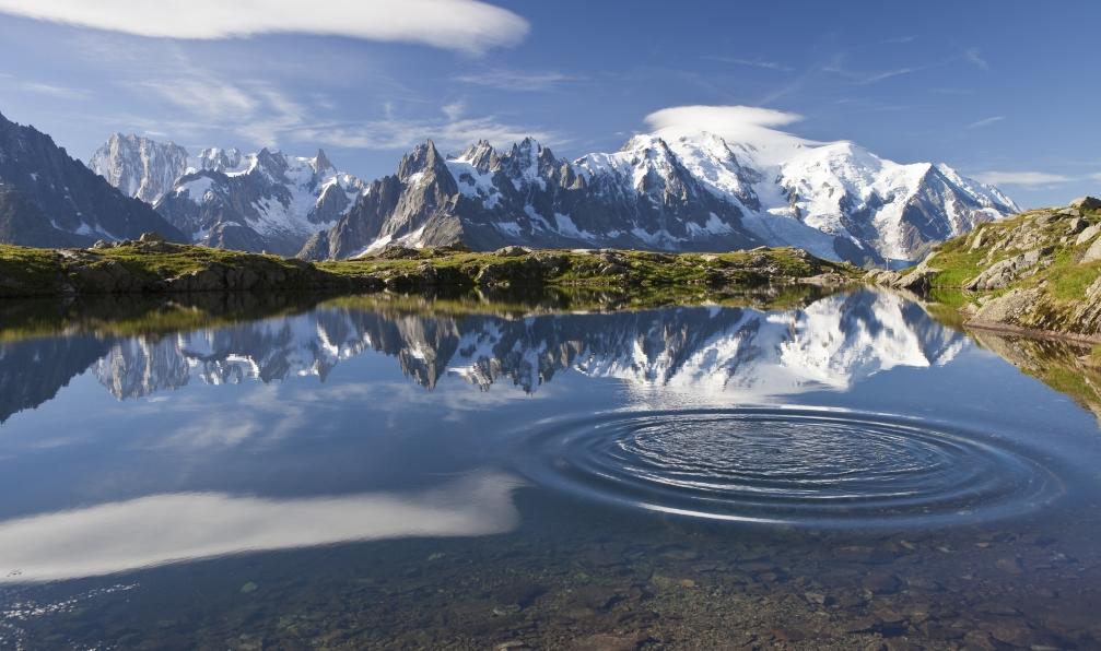 Image Panoramas du pays du mont-blanc
