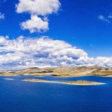 Des îles dalmates au Monténégro