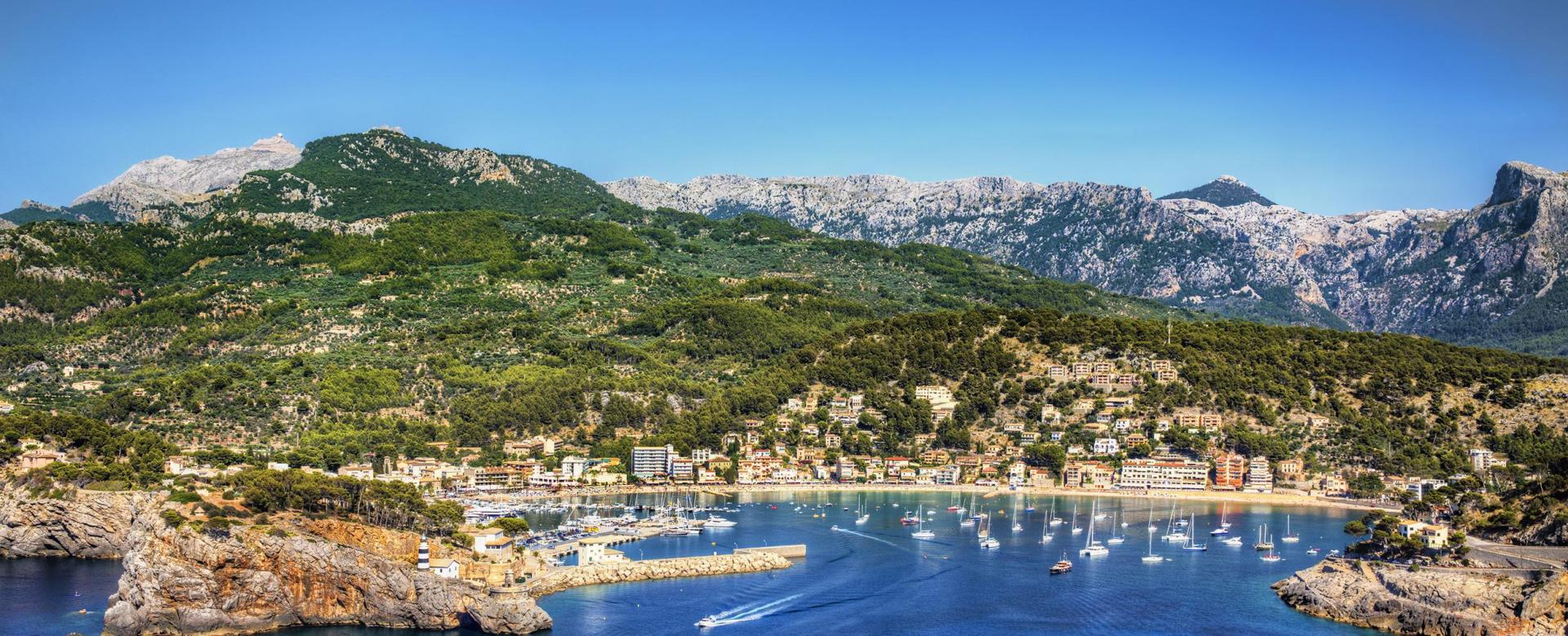 Voyage à pied : La Palma : Balade majorquine