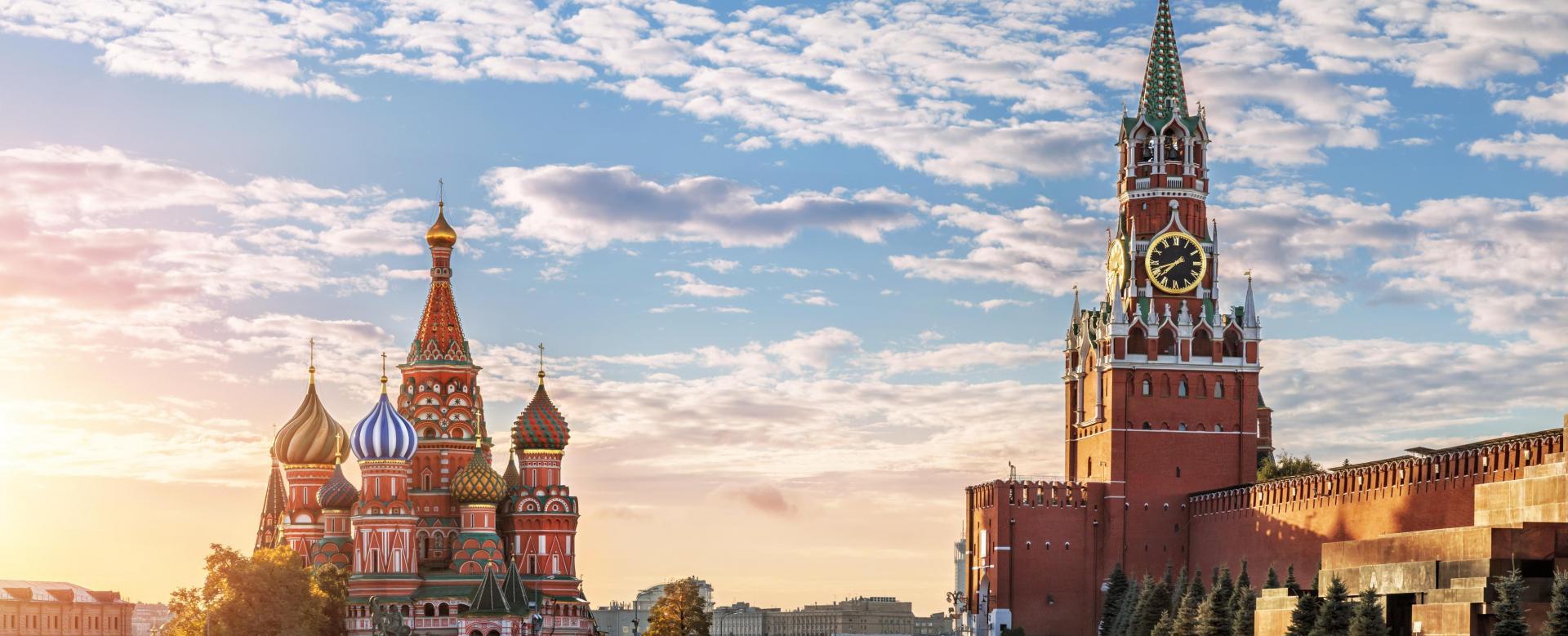 Trekking Russie : Moscou, l'anneau d'or, saint-pétersbourg