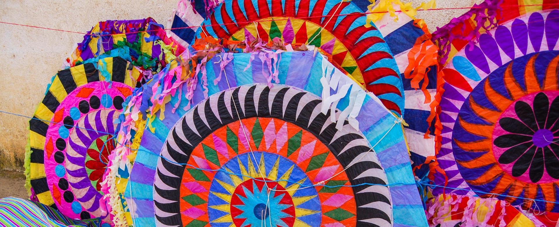 Voyage à pied Guatemala : Volcans, tikal et festival des cerfs-volants