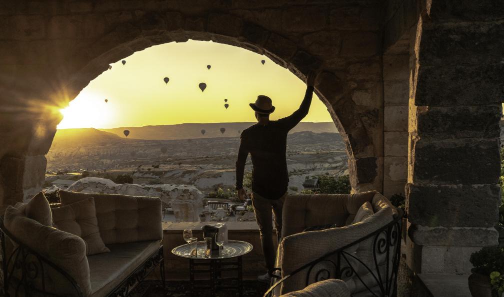Image Charmes de la cappadoce et d'istanbul