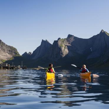 Embarquement pour les fjords du Nord