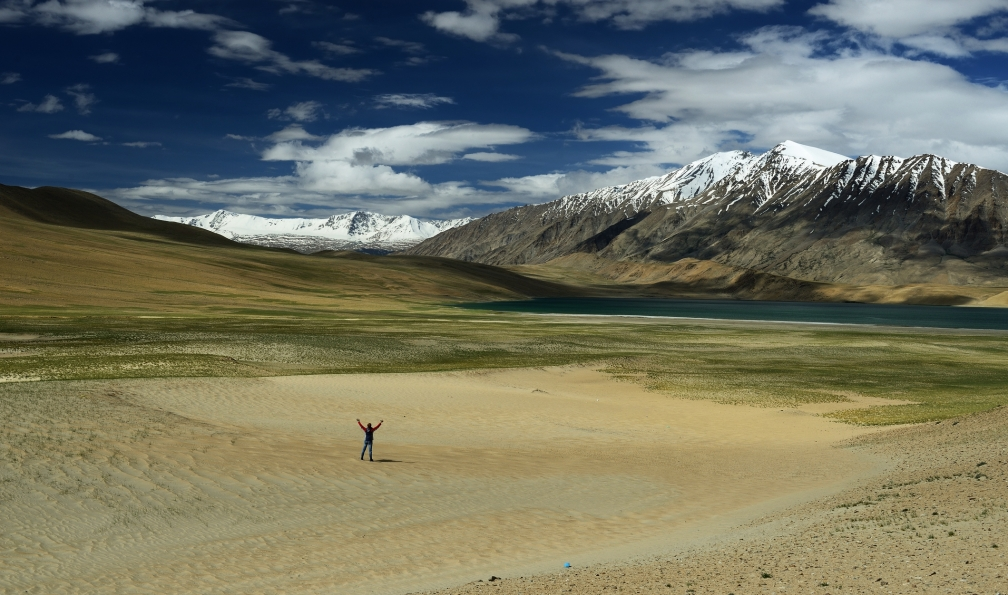 Image Ladakh, horizons infinis