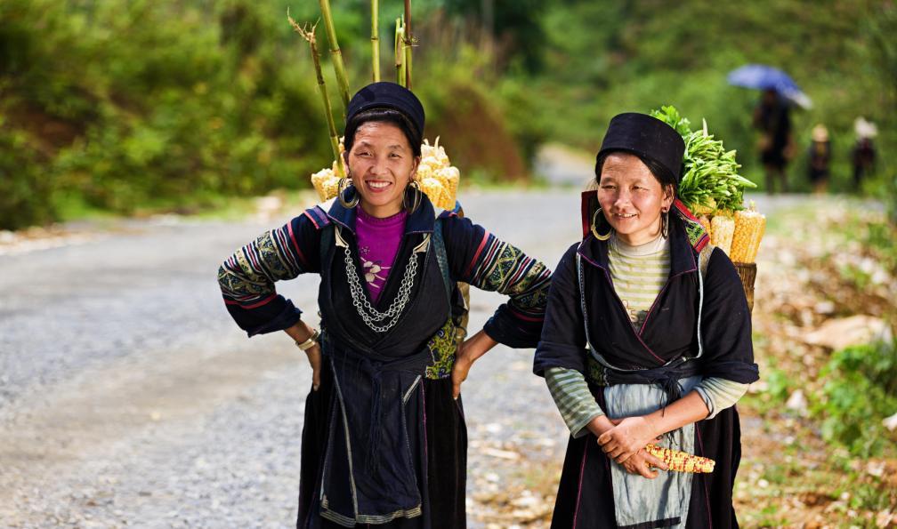 Image Vélo et rando dans le nord-viêtnam