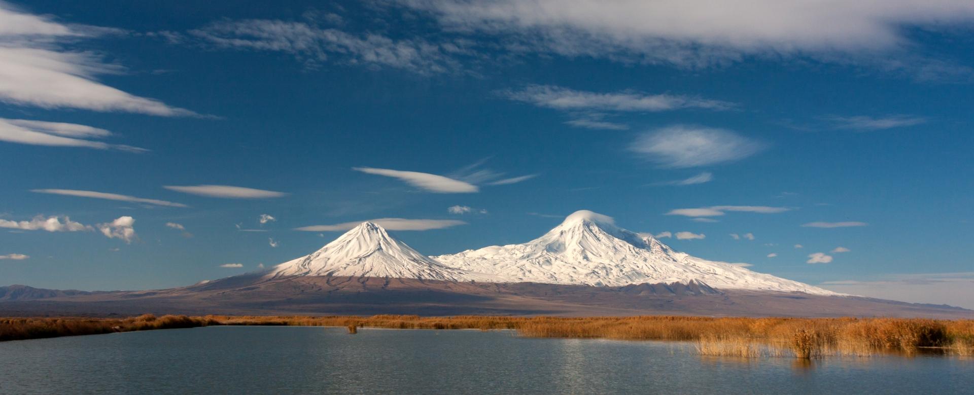 Voyage à pied : Bohème arménienne