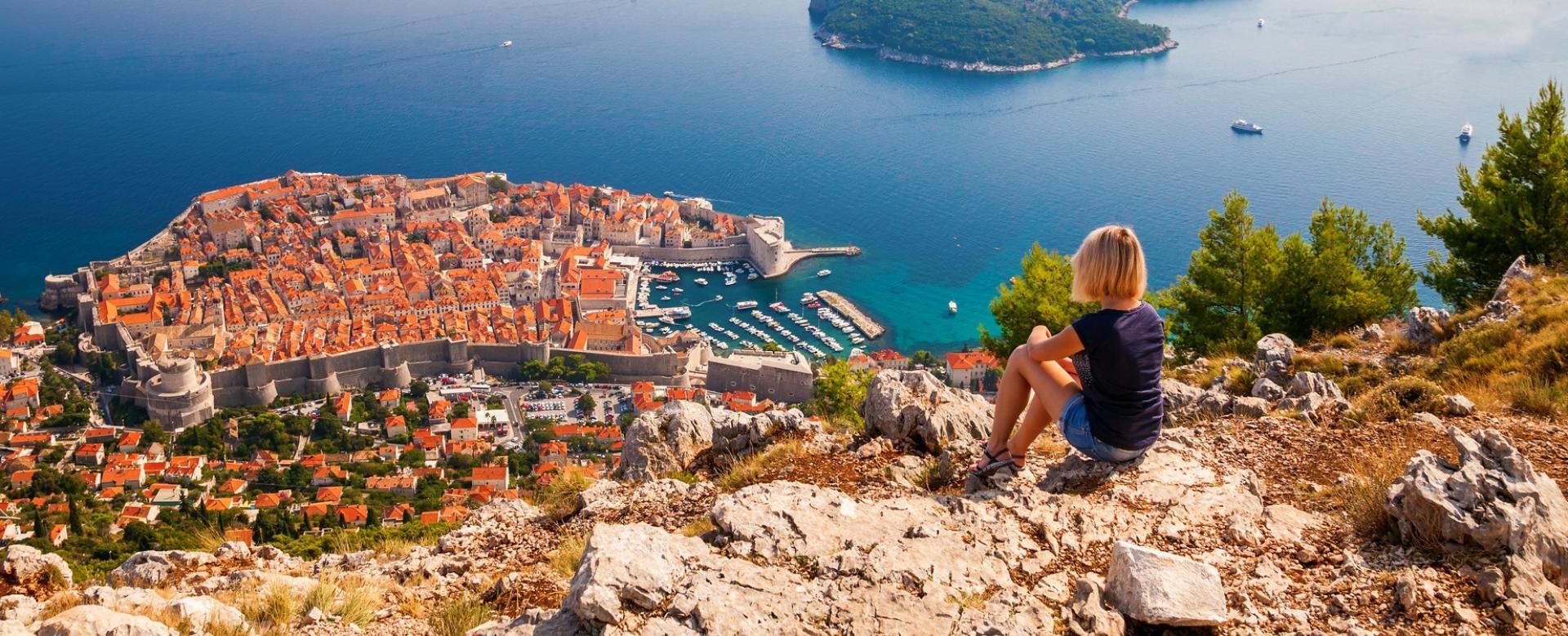 Voyage à pied : Découverte des îles croates en famille