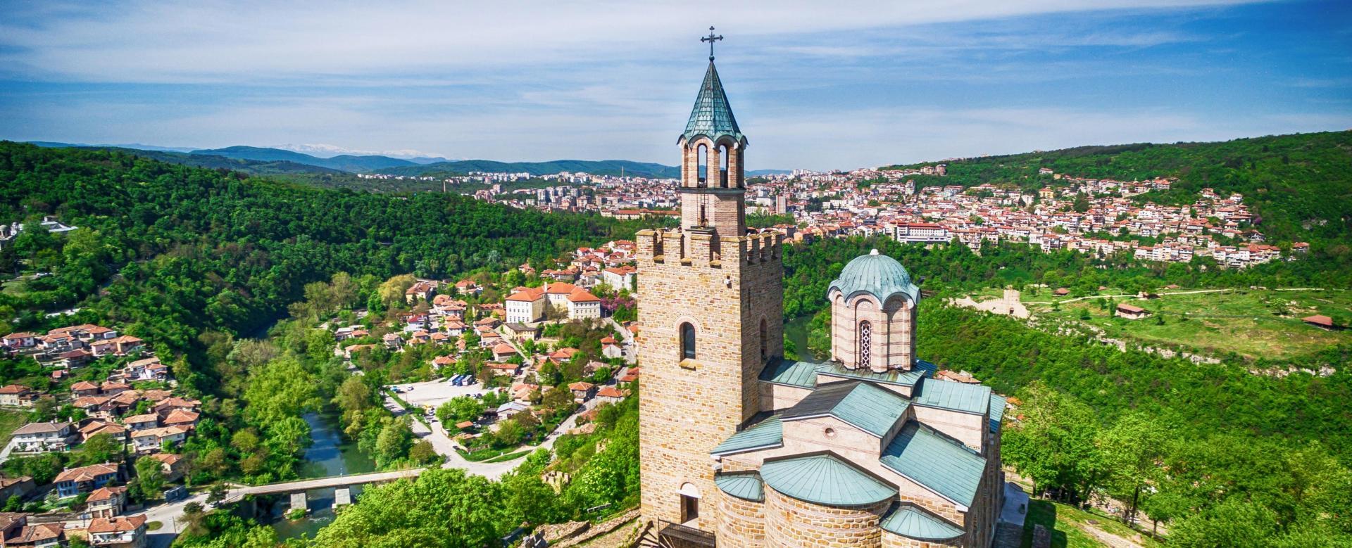 Voyage à pied : Le grand tour de bulgarie