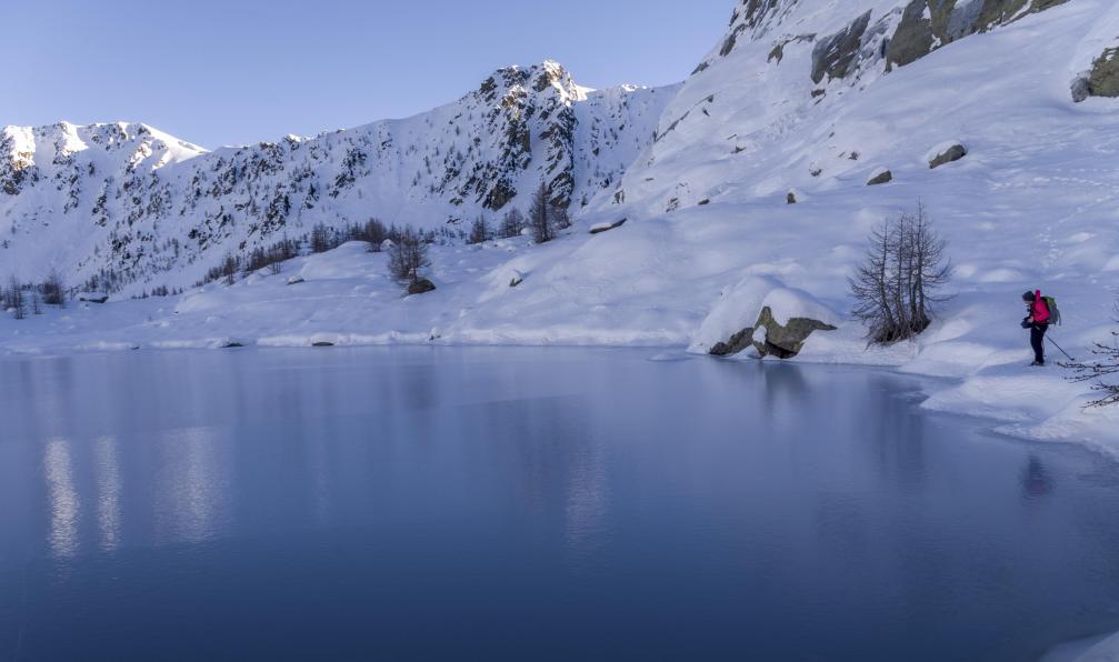 Image Névache et haute vallée de la clarée