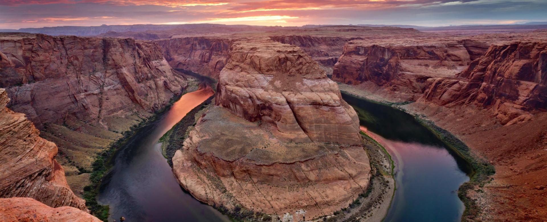 Trekking États-Unis : Les parcs mythiques confort