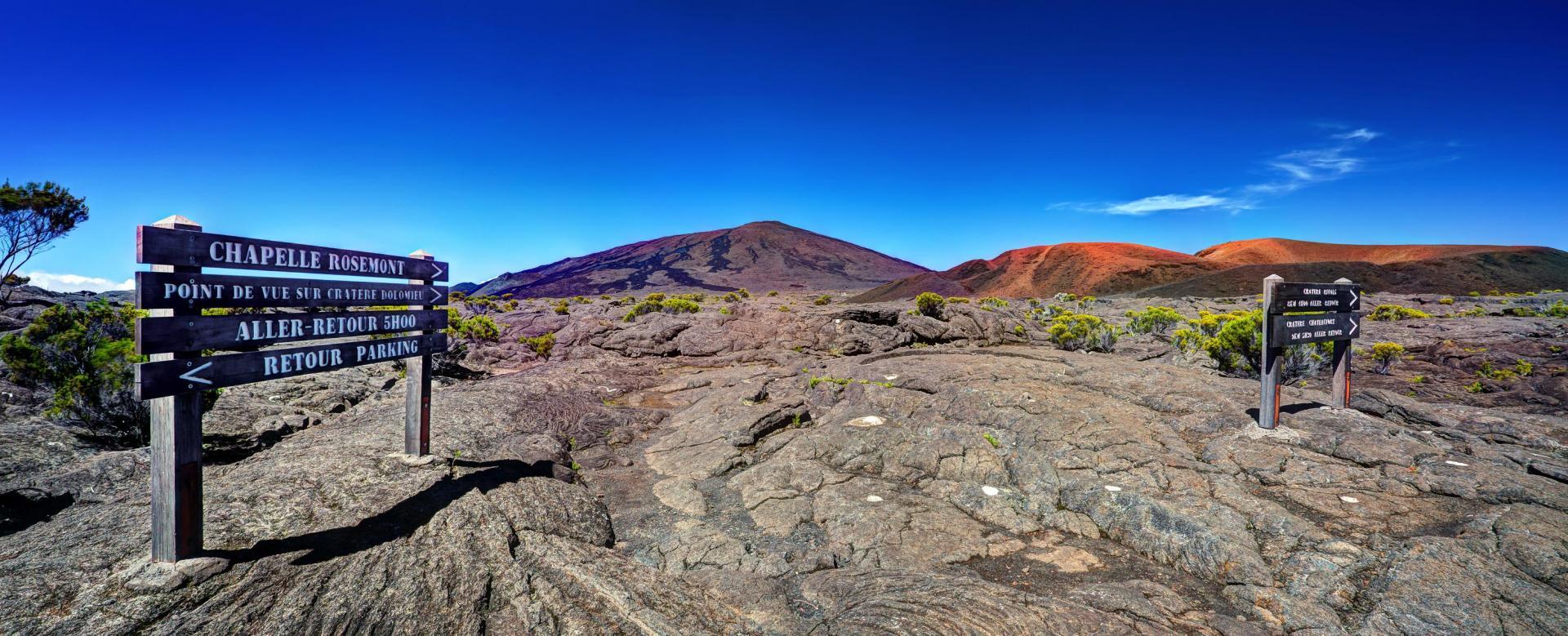 Voyage à pied Réunion : L'île intense en 13 jours