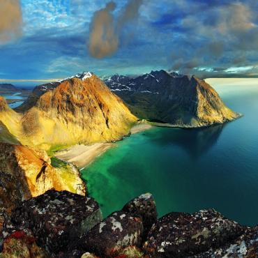 La grande traversée des îles Lofoten