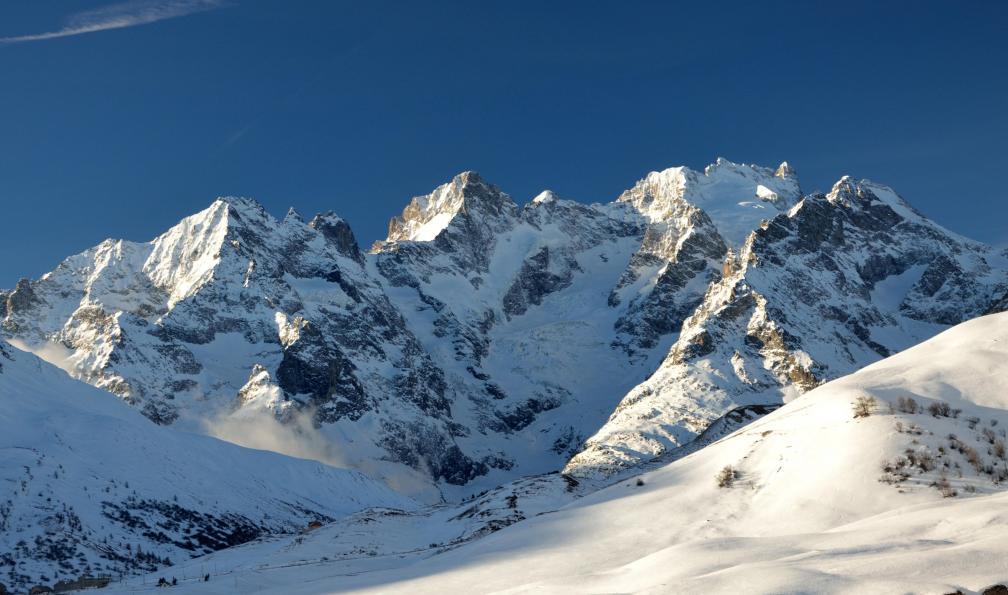 Image Les plus belles descentes à ski des ecrins