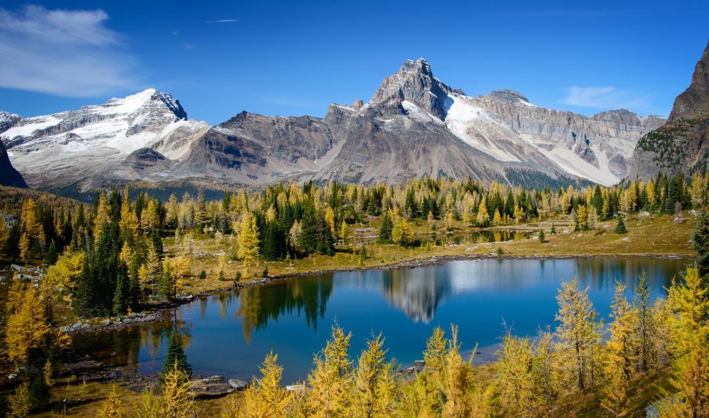 Image Exploration de l'ouest canadien