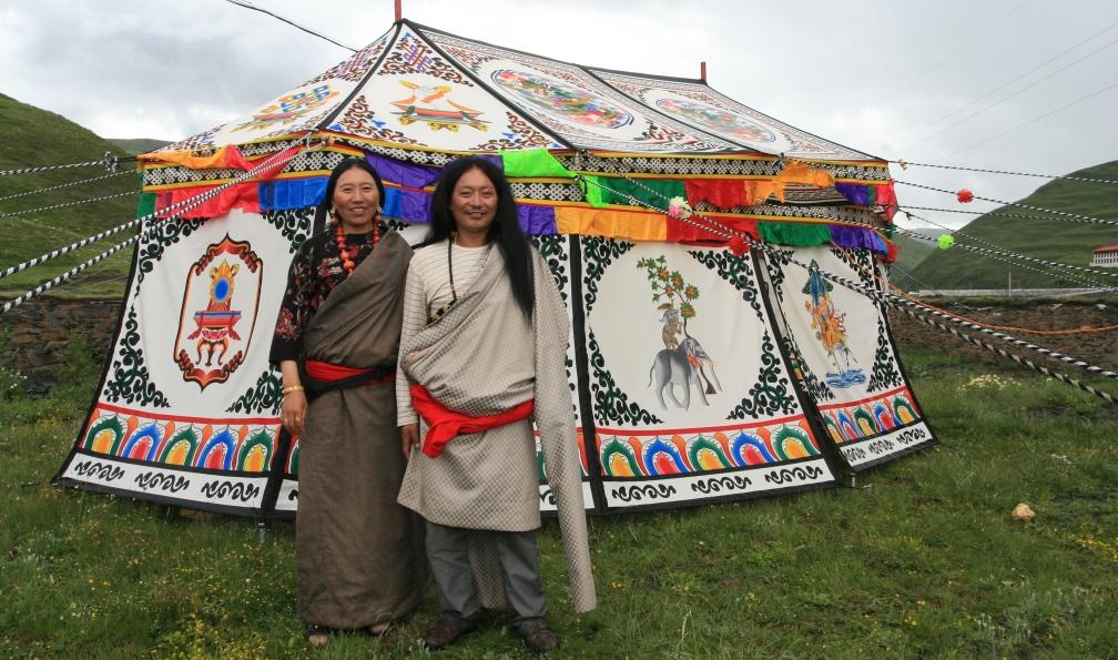 Image Kham : les cavaliers du vent