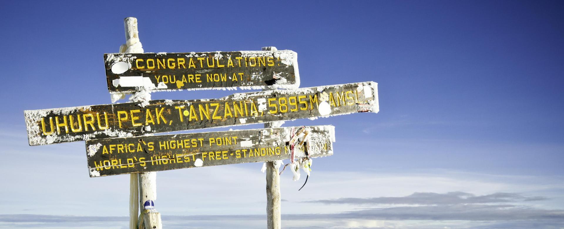 Voyage sur l'eau : Du mont meru au kilimandjaro