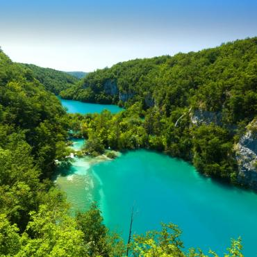 Parcs nationaux de Croatie