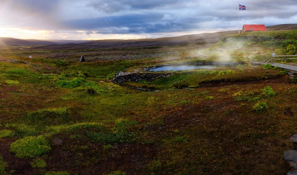 Image L'islande des hautes terres