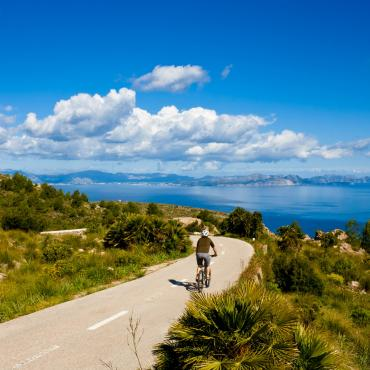 Baléares: Majorque et Minorque à vélo