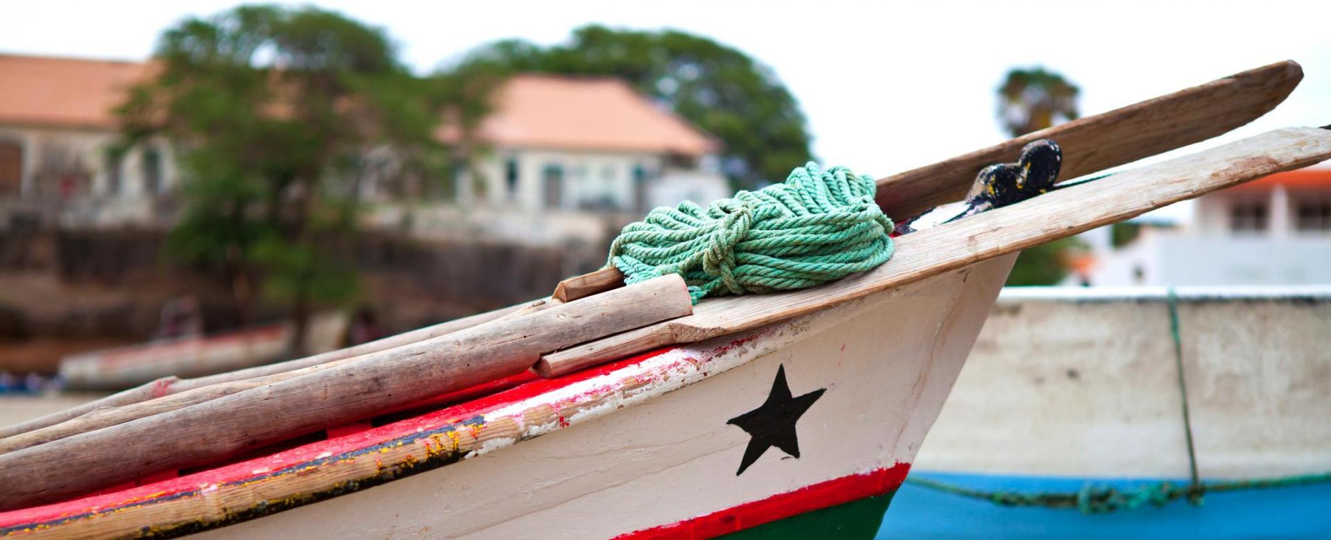 Voyage à pied : Balade capverdienne