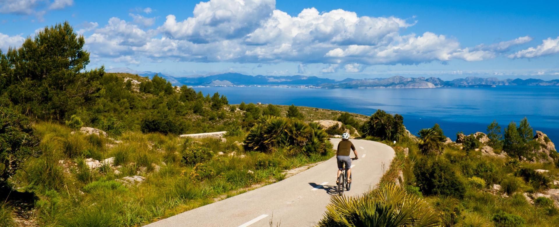 Voyage en véhicule Espagne : Baléares : majorque et minorque à vélo