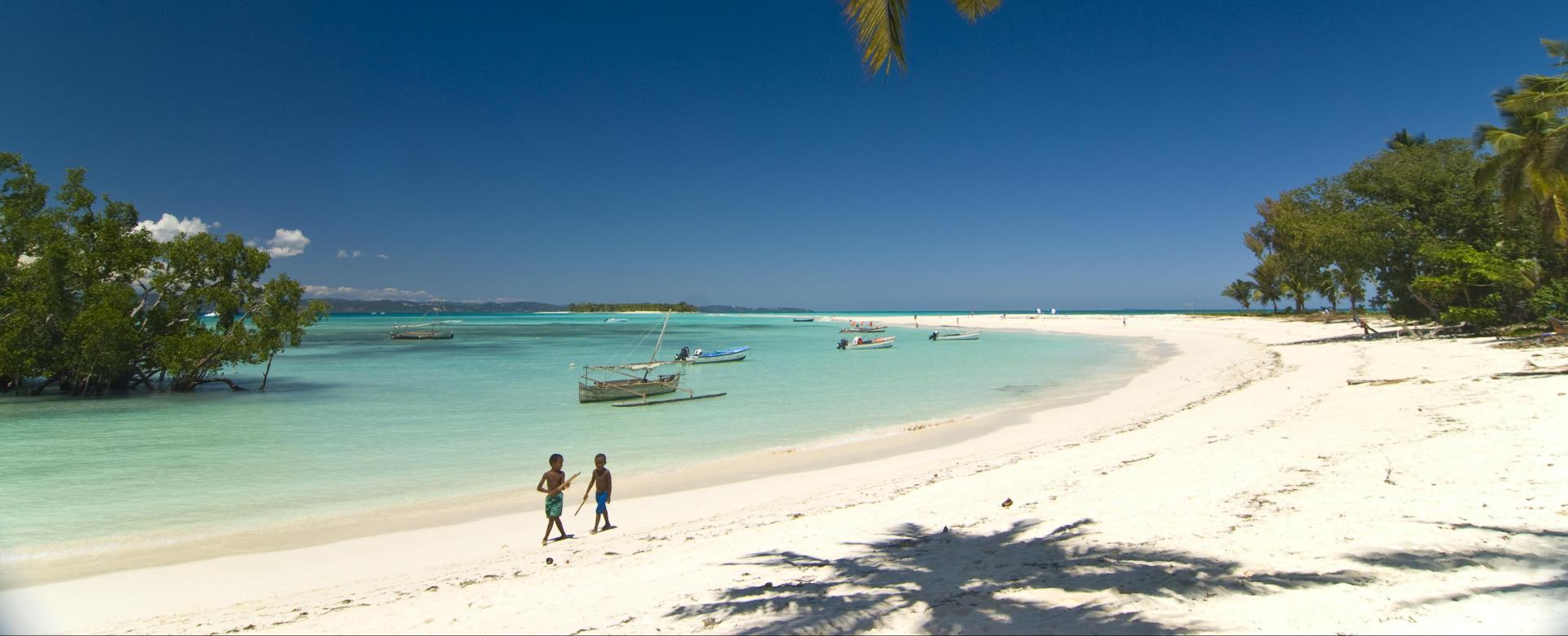 Voyage à pied : Terres du nord : le trésor malgache
