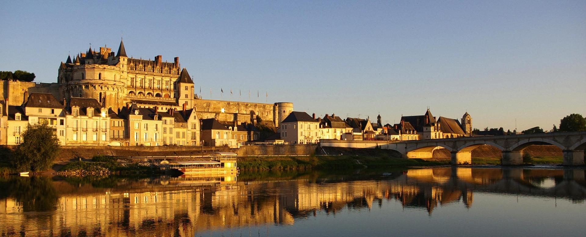 Voyage en véhicule France : La loire à vélo : de blois à saumur