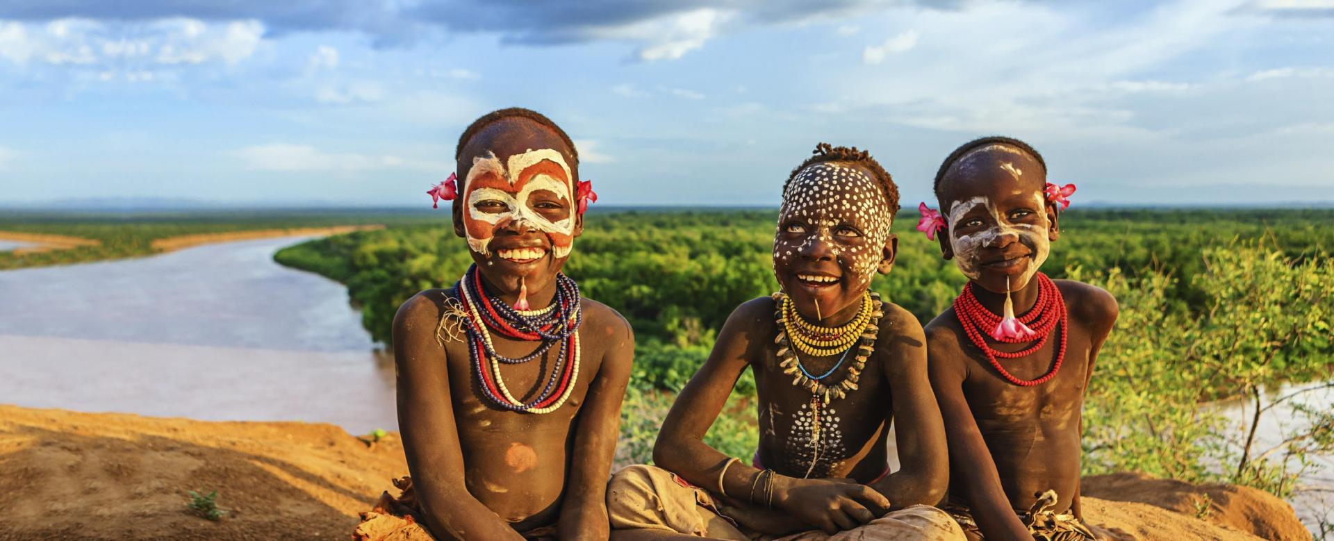 Voyage à pied : Le grand tour de l'ethiopie