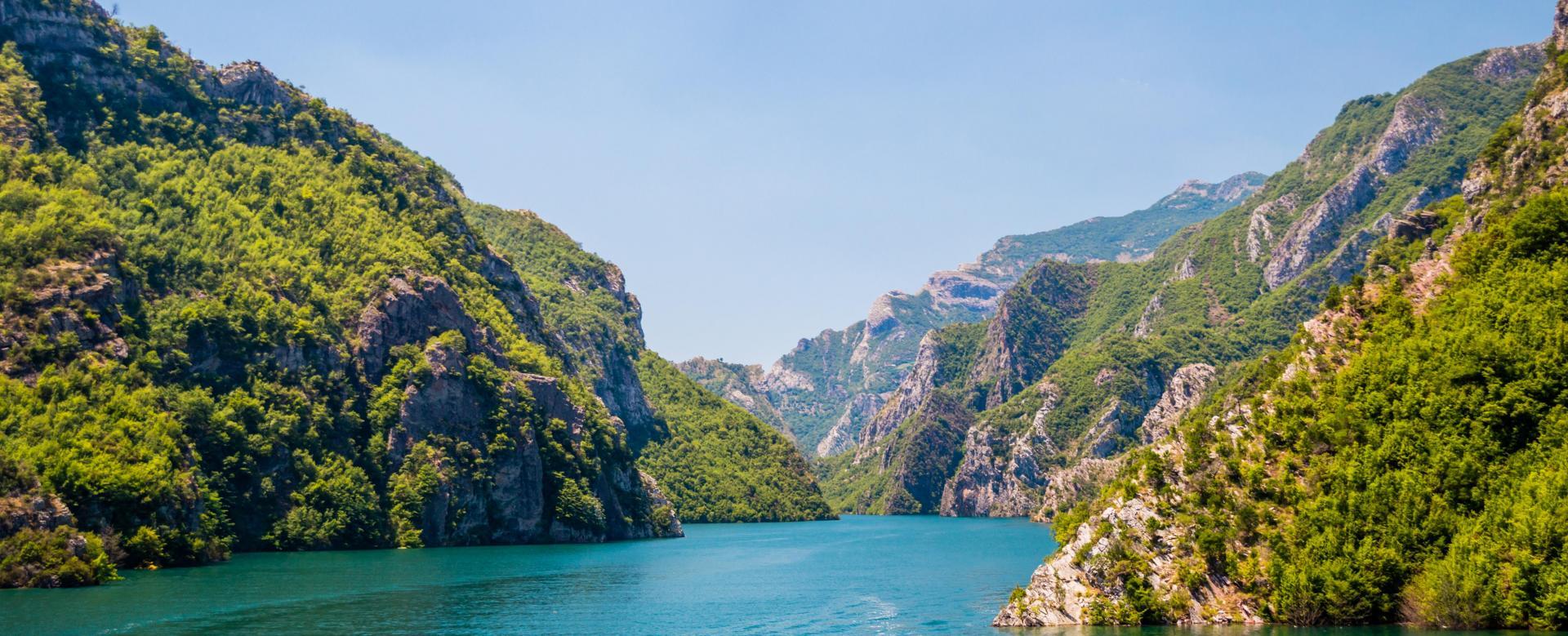 Voyage à pied Albanie : La traversée des alpes albanaises