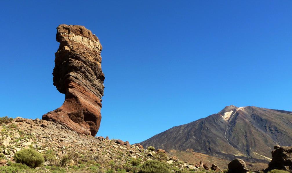 Image Les volcans de tenerife