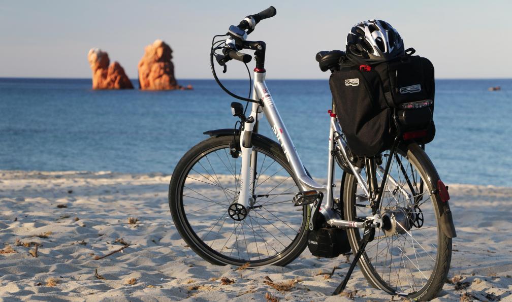 Image Vélo et rando en sardaigne