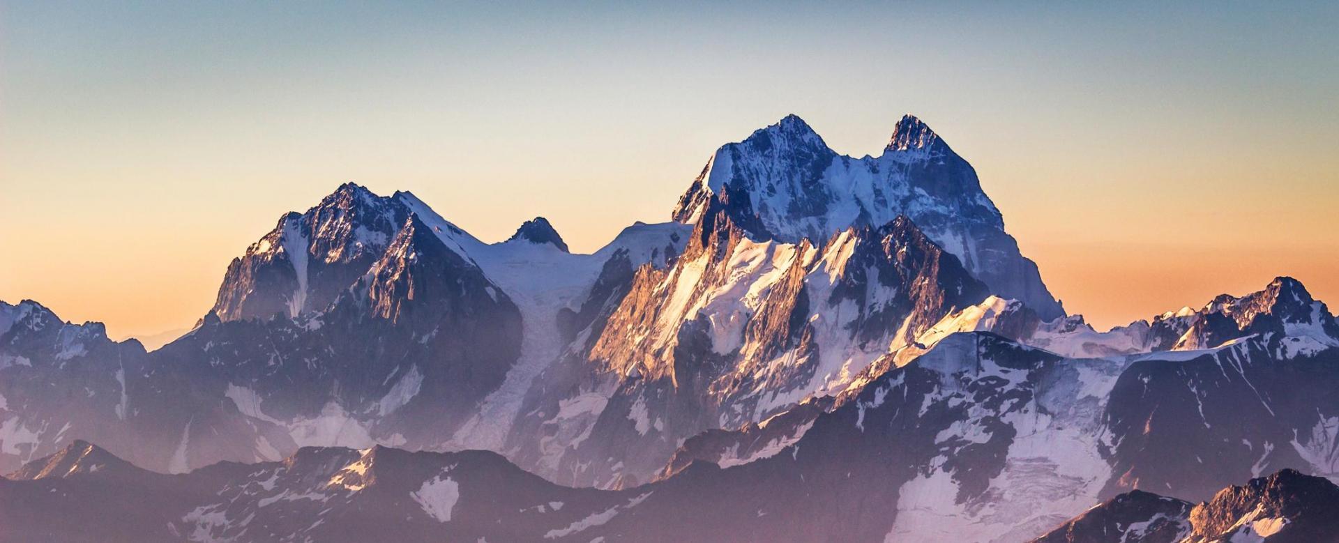 Trekking Georgie : Géants de glace de svanétie